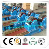 Quality Automatic Industrial Pipe Welding Rotator Adjust By Bolt Or Screw wholesale