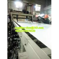 Best Plastic PVC stone powder marble sheet making machine wholesale