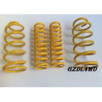 Best Auto High Tension Leveling Lift Kit 4x4 Coil Springs Toyota Parts Front And Rear wholesale