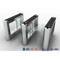 Best Metal Detector Swing Barrier Gate Entrance Control Automation Door Entry Systems wholesale