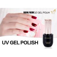 Best 10ml 15ml 30ml UV LED Gel Nail Polish For Uv Light Eco Friendly Sample Provided wholesale