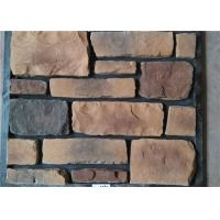 Details Of Classical Style Wateproof Faux Exterior Stone Faux Veneer Stone Panels For Home