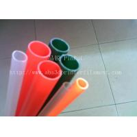 Cheap Colorful PP Hard Plastic Tubes / Pipe / Hose 3mm 4mm 5mm 6mm 7mm for sale