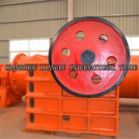 Buy cheap Pe Series Jaw Crusher 300 X 1300 ,  Double Toggle Jaw Crusher  For Building Materials / Roads / Railways from wholesalers