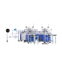 Buy cheap 80pcs/Min Anti Pollution Mask Manufacturing Machine from wholesalers