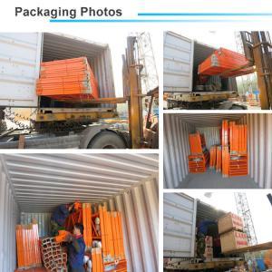 China Building Construction Aluminum alloy 380V/50Hz 0.8Ton ZLP800 Suspended Working Platform on sale