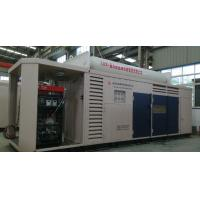 China Movable Double Stage Hydraulic CNG Compressor For CNG Daughter Station on sale