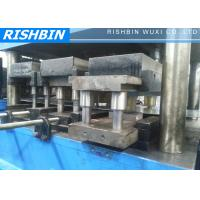 Quality Steel Roof C Purlin Roll Forming Machine for PRE Engineering Building wholesale