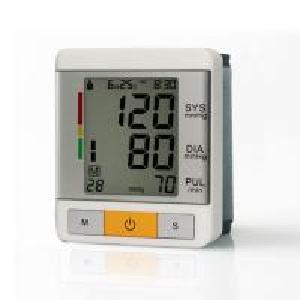Buy cheap 3 Digits LCD display AH-U60BH Wrist Blood Pressure Monitor Average calculating from wholesalers