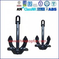 Best Hall anchor,bow anchor,marine stockless anchor, Type A B C hall anchor wholesale