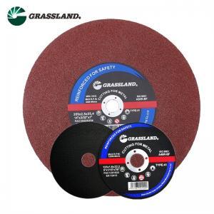 Best Grit 60 4-1/2 In X 1/16 In X 7/8 In Aluminium Cut Off Disc For Hardened Steel wholesale