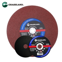 Buy cheap Grit 60 4-1/2 In X 1/16 In X 7/8 In Aluminium Cut Off Disc For Hardened Steel from wholesalers