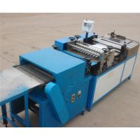 Quality Auto ECO Filter Pleating Machine With Paper Pre - Slitting , 420mm Width wholesale