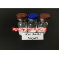 Cheap Polypeptide HGH Fragment 176-191 Muscle Building Steroids Aod9604 for Body for sale