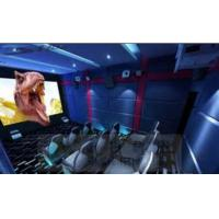 4D 5d Cinema , 5D Movie Theater With Thrilling Motion Chairs And Special Effect