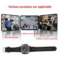 Best Y30 8GB 720P WIFI P2P IP Spy Watch Hidden Camera Recorder IR Night Vision Motion Detection Remote Video Monitoring wholesale