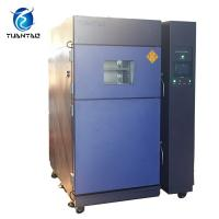 Stable Operation Air To Air Thermal Shock Test Chamber 600 * 700 * 600mm