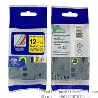 Cheap Brother black on white P-touch Label tape cassette for Label Makers TZe631 TZe for sale