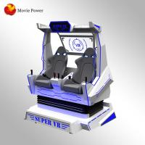 China Unique Design 9D Simulator Virtual Game Simulator With High Resolution VR Helmet on sale