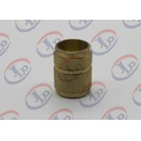 Best Injection Plastic Nuts Metal Machined PartsLathe Turning Knurling Brass Components wholesale