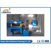 Best High Efficiency Blue Color Corrugated Forming Machine With Mitsubishi PLC wholesale