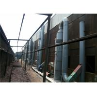 Quality Water Film Industrial Dust Collector , Flue Gas Desulfurisation Equipment Outdoor wholesale