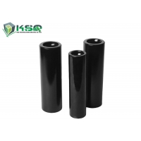 China R51 Length 180mm Thread Drill Rod Coupling Sleeve for Connecting Rod and Drill Bit on sale