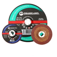 Best 4 In X 1/4 In X 5/8 In Resin Bonded T27 Grinding Wheel For Polishing Stainless Steel wholesale