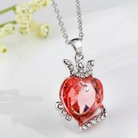 China Ref No.: 106003 Venus Heart Elements Swarovski necklace pendant jewellery australia buy online jewelry gal on sale