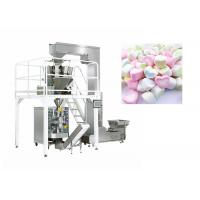 China Industrial Cotton Candy Pastry Packaging Machine National Standard on sale