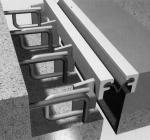 Best Bridge Modular bridge expansion joint with high quality GQF-C,GQF-Z,GQF-L,GQF-E,GQF-F,GQF-MZL wholesale