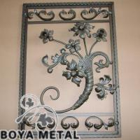 Rod Iron Wall Art Home Decor : Details of wrought iron home wall decor