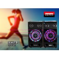 Best Portable Bluetooth Amplifier Speakers GT Input With LED Light wholesale