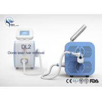 Buy cheap Portable Safety Diode Laser Hair Removal Machine 808nm with Big Spot Size from wholesalers