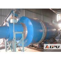 High Thermal Efficiency Intermittent Industrial Drying Equipment For Quartz Sand