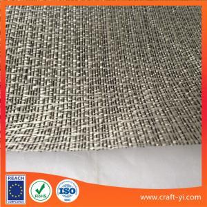 China outside Anti-UV Fibe Textilene mesh fabric jacquard tablecloth fabric on sale