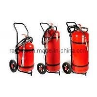 Best 100kg Abc Trolley Fire Eextinguisher wholesale