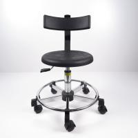 Best Industrial Ergonomic ESD Chairs Save Space With Foot Ring 2 Adjustments Way wholesale