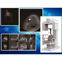 China Ultra Low Dose Level Dental CT Scanner With Radiation Protection on sale