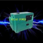 Best Backup Small Diesel Generators 5.0KW 72dB Noise Level , 912*532*740mm wholesale