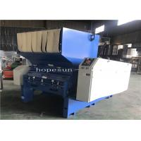 Best Industrial Waste Plastic Crushing Machine 300 Kg Per Hour High Effective wholesale