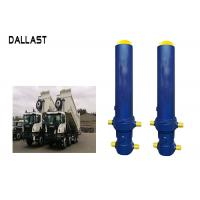 Best Fe FC Front End Multi Stage Telescopic Hydraulic Cylinder For Dump Truck / Trailer / Tipper wholesale