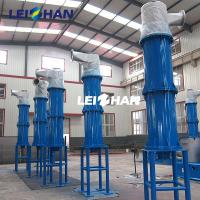 Best Blue / Grey High Density Cleaner Paper Machine Simple Structure Small Footprint wholesale