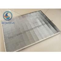 Buy cheap Wire Welded Johnson Screen Mesh Stainless Steel 304 With 500 Mm Length from wholesalers