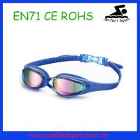 Best Speedo Promotional Silicone Swim Goggles wholesale