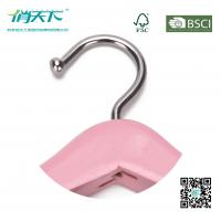 Best Betterall Pink Color Tiny Wooden Hanger for Kids or Pets wholesale