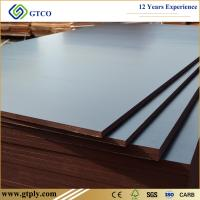 Buy cheap Cheap Price 15mm Black Filmed Plywood For Concrete Formworks from wholesalers