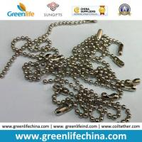 Best China Top Quality 2.4mm Silver Ball Chain for Gift/Jewellery wholesale