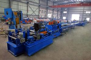 Best 45# Steel 20m / Min C Purlin Roll Forming Machine wholesale