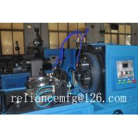 Quality L/LL/KL/G Fin Type Machine , Helicoidal Groove Cooling Fin Tube Machine wholesale